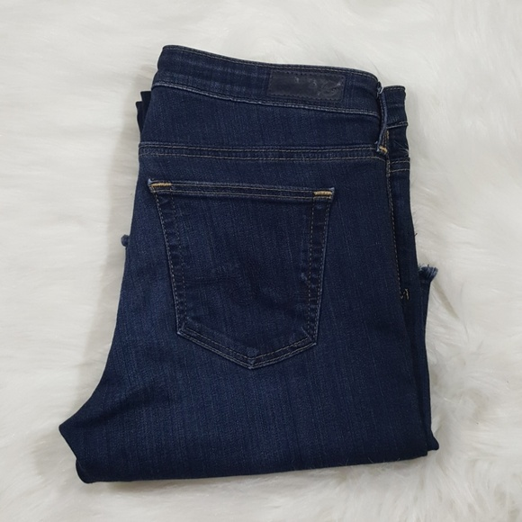 8ce5e670d74 Ag Adriano Goldschmied Denim - AG The Angelina Petite Bootcut Jeans Size 28R